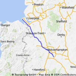 Cycle to Spain - Day 1 - 10/04/15