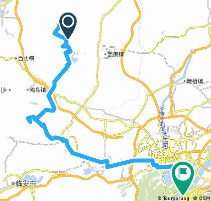 莫干山-径山-杭州