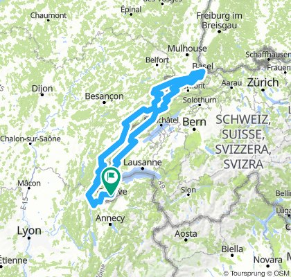 Complete Jura Tour