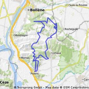 PIOLENC 41 KM