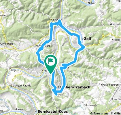 Landal Mont Royal MTB 45 km Rev. 2