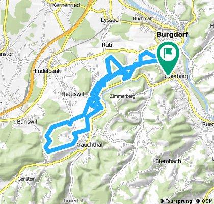 Burgdorf Krauchthal