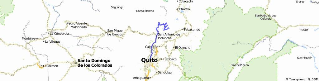 Quito - Malchingui