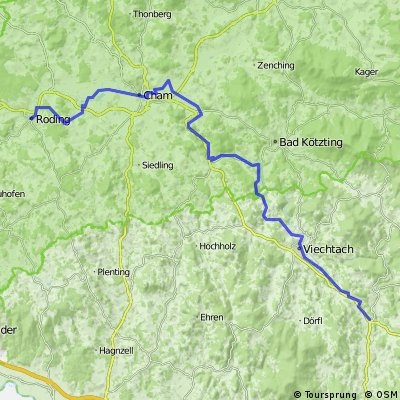 201408-02 Regentalradweg  Patersdorf - Roding