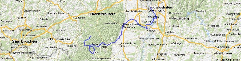 Leimen(RP) - Mannheim BS