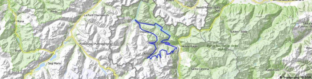 Alta Valtellina Bike 2015 - Marathon