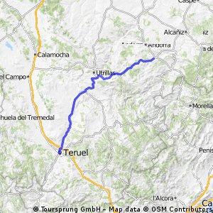 Teruel-Alcorisa