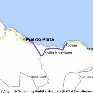 My Sosua to Puerto Plata