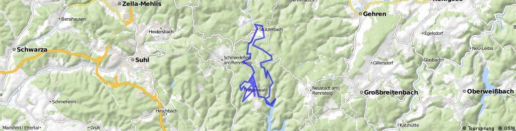 Super-8-Marathon Frauenwald 2009