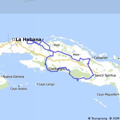 Centre de Cuba: projet janvier 2015