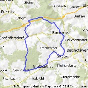 Goldbach-Rammenau-Masenei Trainingsrunde