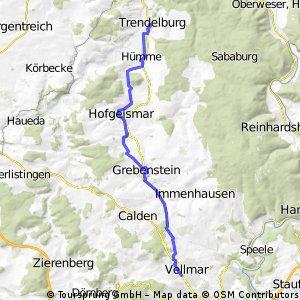 Trendelburg-Vellmar