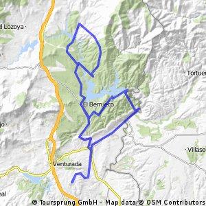 El Vellón (104km) Variado