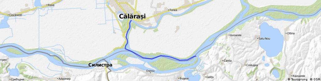 P1 [Calarasi - Ceatea Vicina]