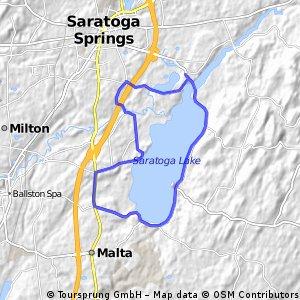 Longfellows Lake Loop