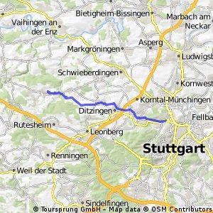 Weissach - Feuerbach