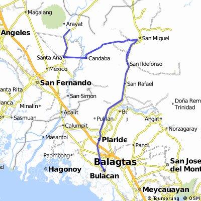 156 Ride Mt. Arayat, Pampanga