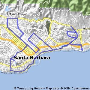 Montecito/mesa/downtown/milpas