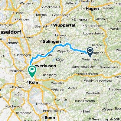 Bergischer-Panorama Radweg