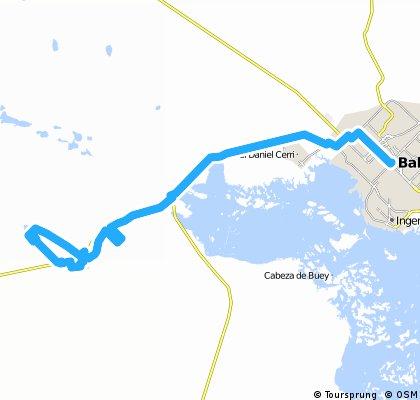 Médanos Laguna la Escoba Mascota Argerich