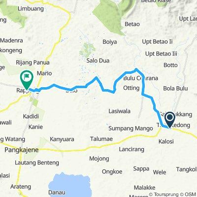 Tanrutedong - Baranti