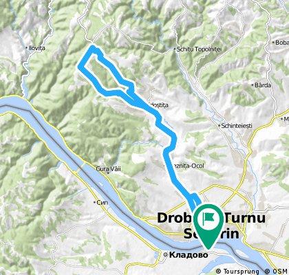 New trail on Matorăț
