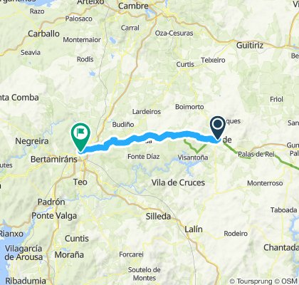12 Melide - Santiago de Compostela