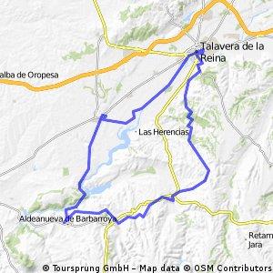 Talajara 2014 (80 Kms)