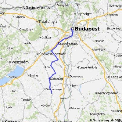 Budapest - Fejér megye - Vajta, Golgota: MEGVOLT
