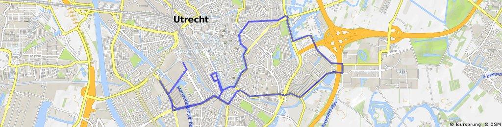 Utrecht-Utrecht 1 Etapa 2015