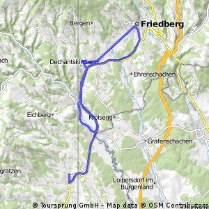 Grafendorf-Friedberg-Grafendorf, 19. August 2015