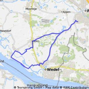 Vogelstation Wedel