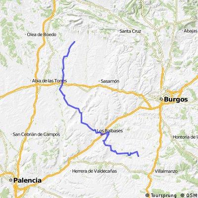 Vuelta a Burgos ~ Etapa 1