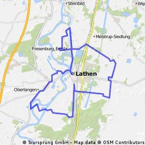 Rund um Lathen