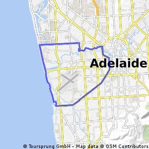 Flinders Park Anzac Highway Loop