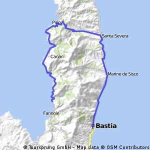 Bastia - Marine de Negru