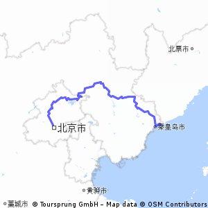 Beijing --> Chengde --> Shanhaiguan 9 Day