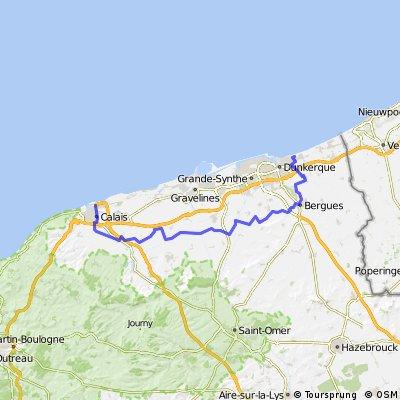 NSCR_20 Calais - Dunkerque 72km