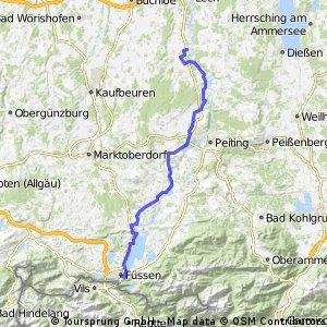 D-V15-03 Fuchstal-Fuessen