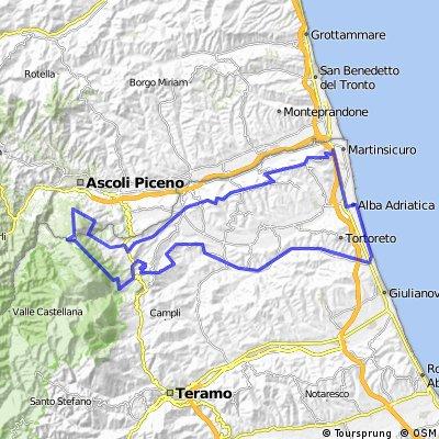 Abruzzo 2015 - Tappa 7