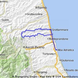 Abruzzo 2015 - Tappa 8