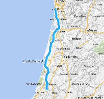 Batalha - Caminhos de Santiago Et1