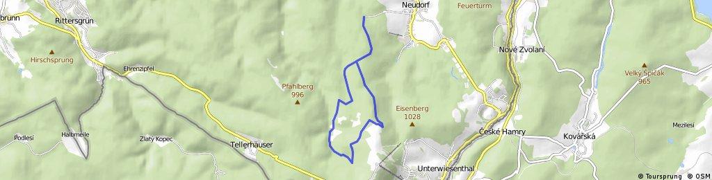 Runde Siebensäure-Schwarzer Teich-Hirschpfalz-Siebensäure