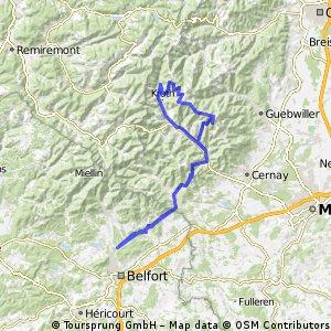 Grand Ballon 122km