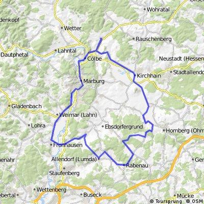 Training Radmarathon 02