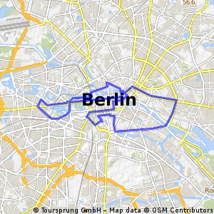 Berlin monuments tour