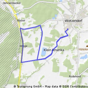 Wietzendorf Moorrunde