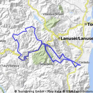 111 km Sard-TOP