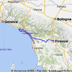 Firenze-Manarola-Pisa var2