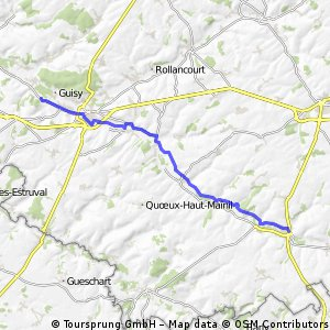 Long Run Hesdin Desvres